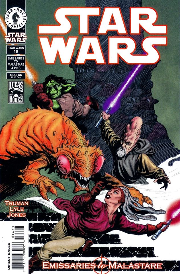 Star Wars 16 (Dark Horse 1999)
