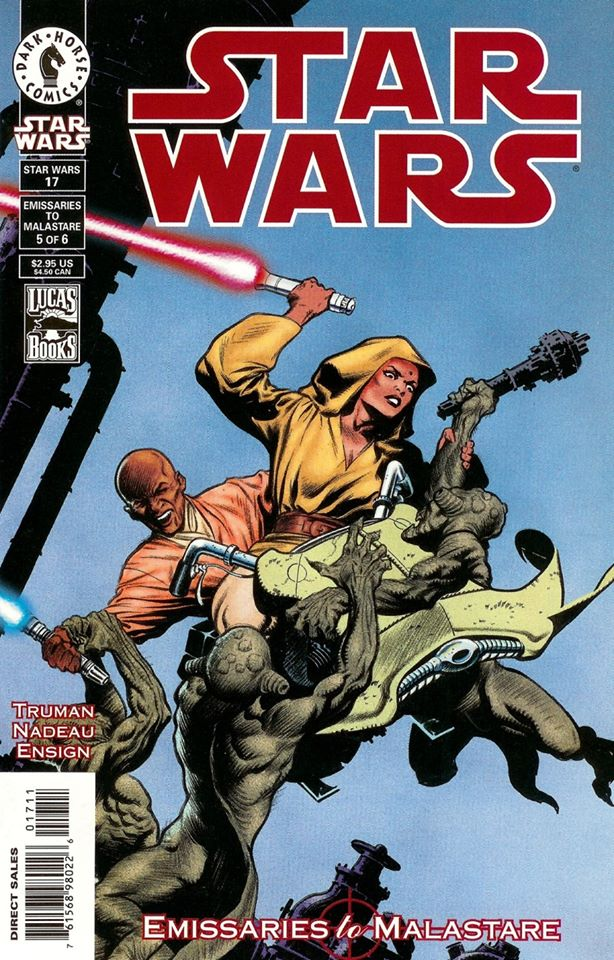 Star Wars 17 (Dark Horse 1999)