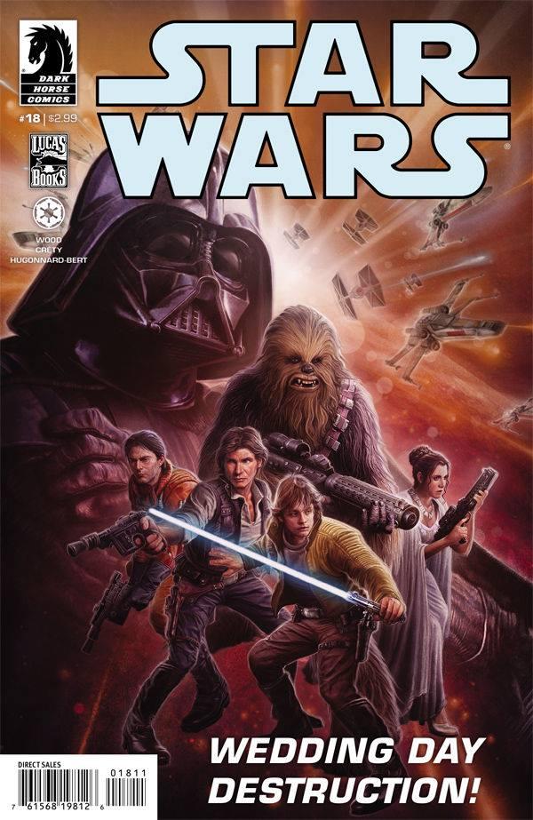 Star Wars 18 (Dark Horse 2013)