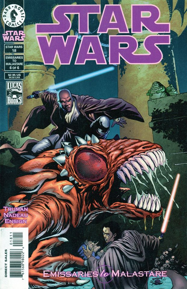 Star Wars 18 (Dark Horse 1999)