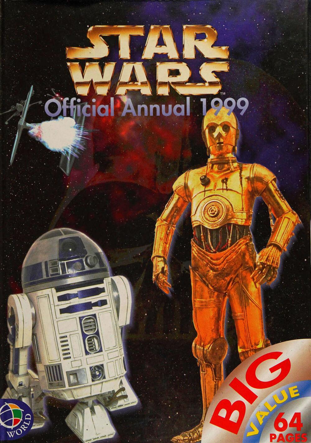 Star Wars Annual 1999