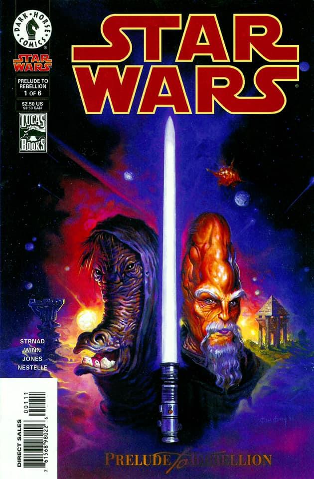 Star Wars 1 (Dark Horse 1999)