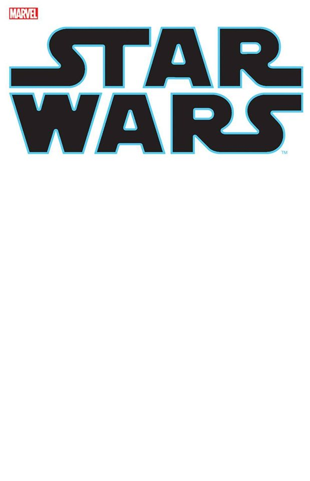 Star Wars (Marvel 2020) 1 - Blank Variant