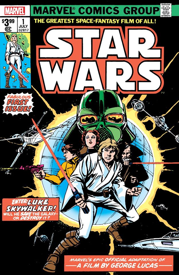 Star Wars 1 Facsimile Edition