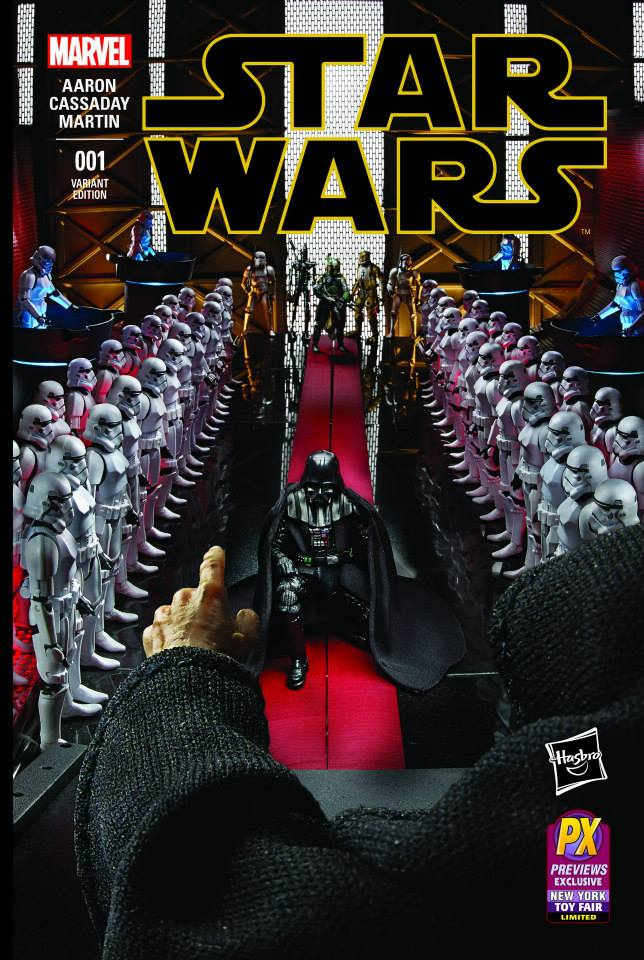 Star Wars 1 (Marvel 2015) - Hasbro Variant