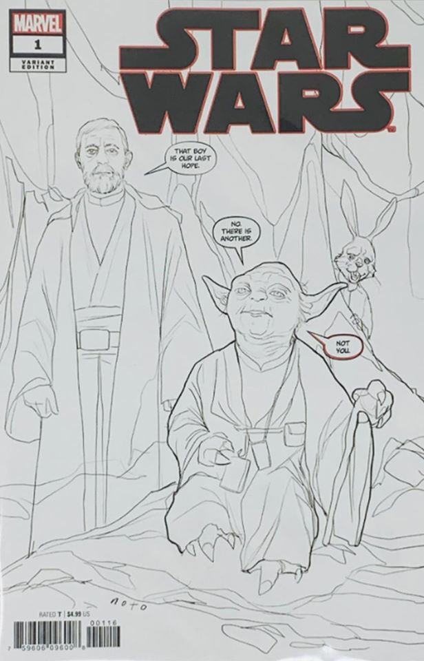 Star Wars (Marvel 2020) 1 - Chris Sprouse Variant