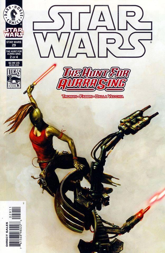 Star Wars 29 (Dark Horse 1999)