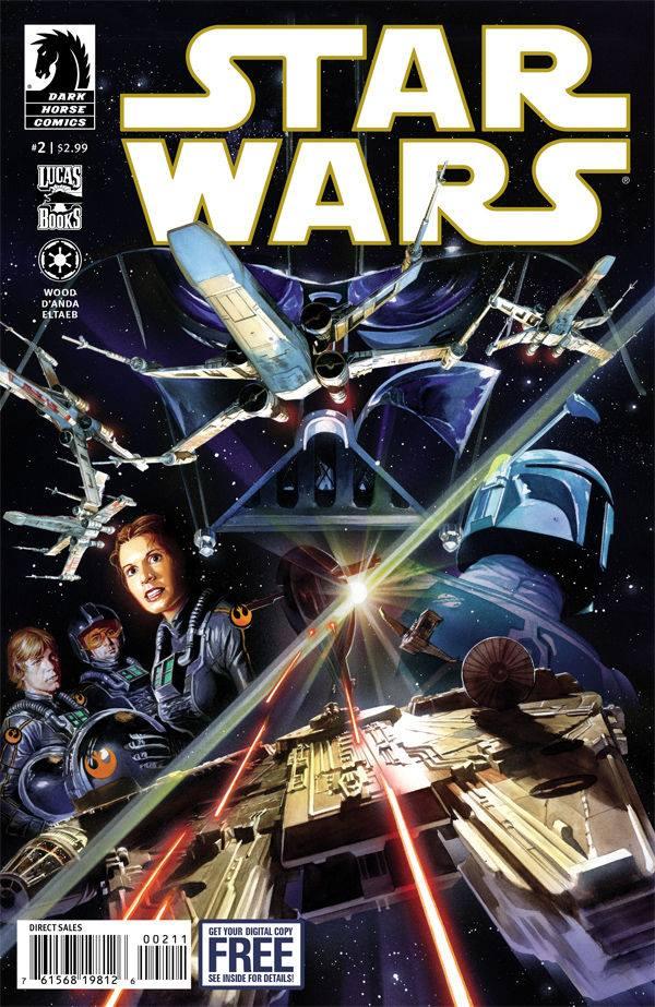 Star Wars 2 (Dark Horse 2013)