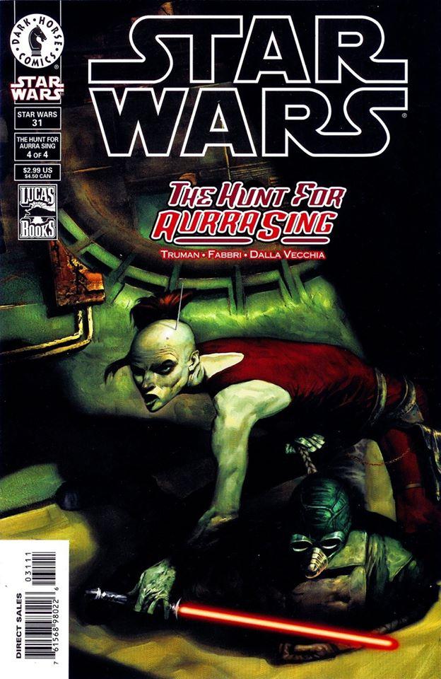 Star Wars 31 (Dark Horse 1999)
