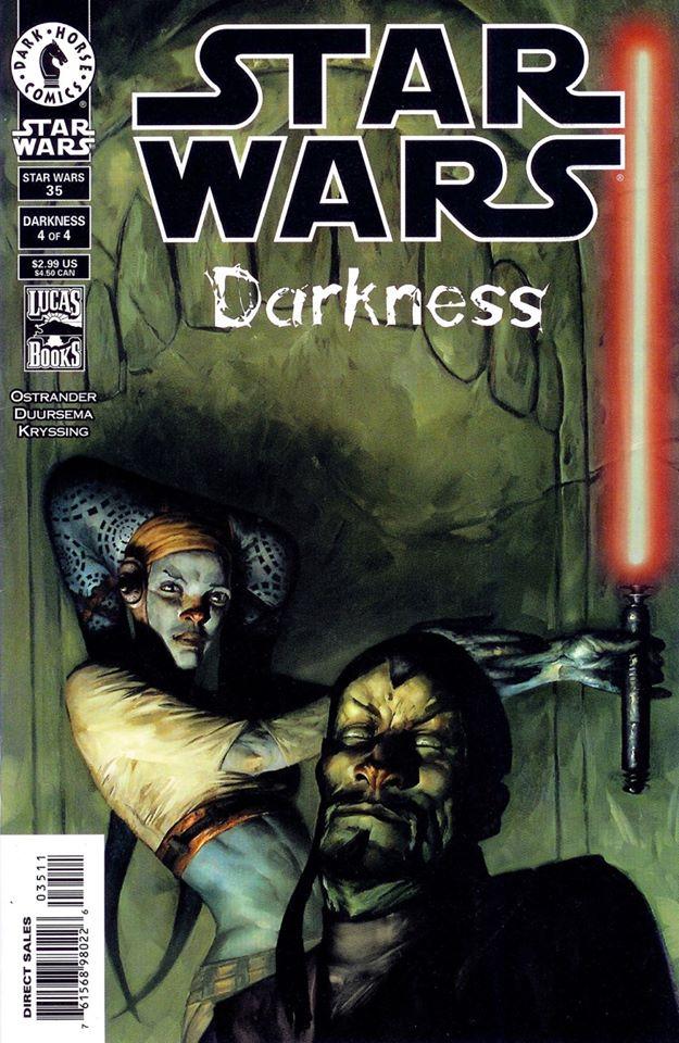 Star Wars 35 (Dark Horse 1999)