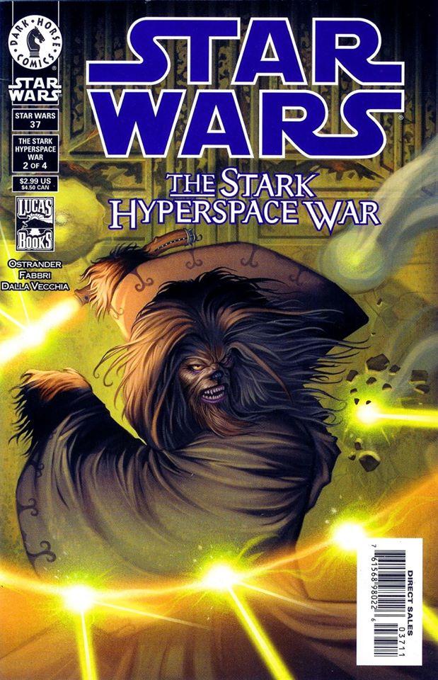 Star Wars 37 (Dark Horse 1999)