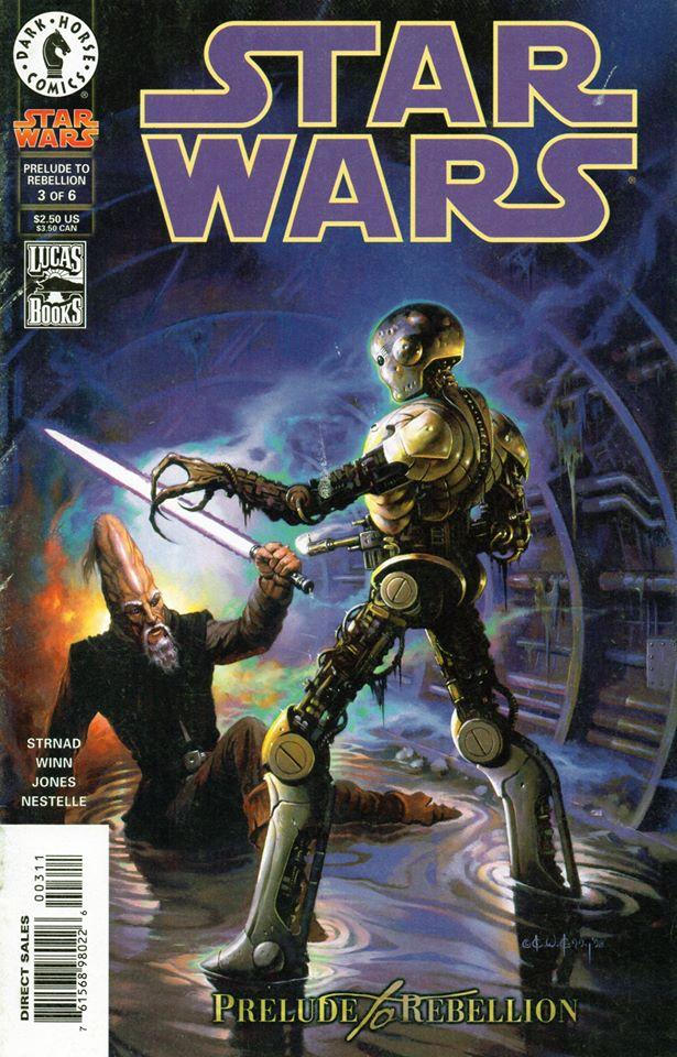 Star Wars 3 (Dark Horse 1999)