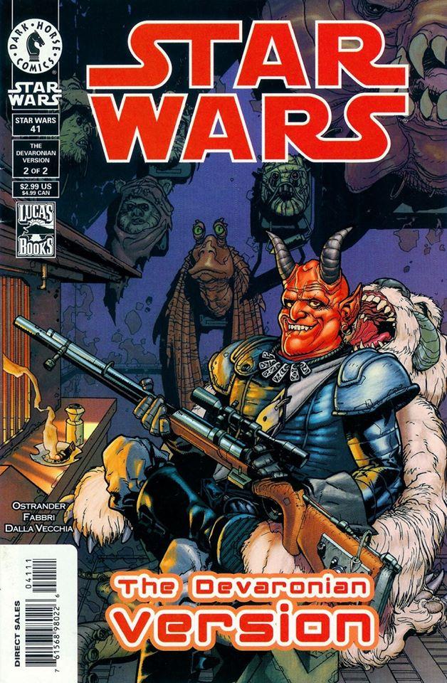 Star Wars 41 (Dark Horse 1999)