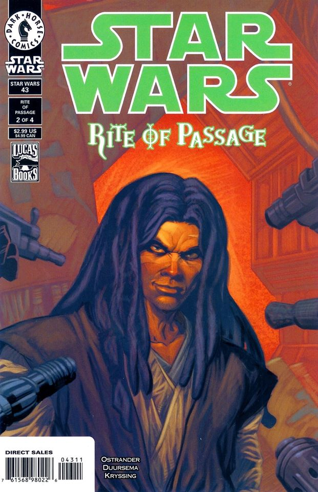 Star Wars 43 (Dark Horse 1999)