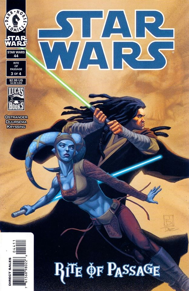 Star Wars 44 (Dark Horse 1999)