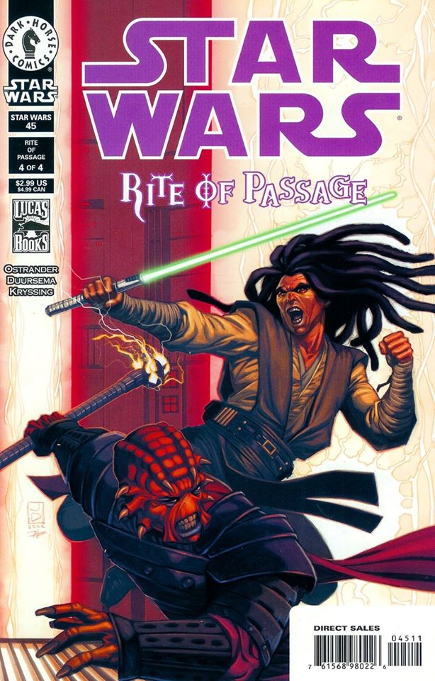 Star Wars 45 (Dark Horse 1999)