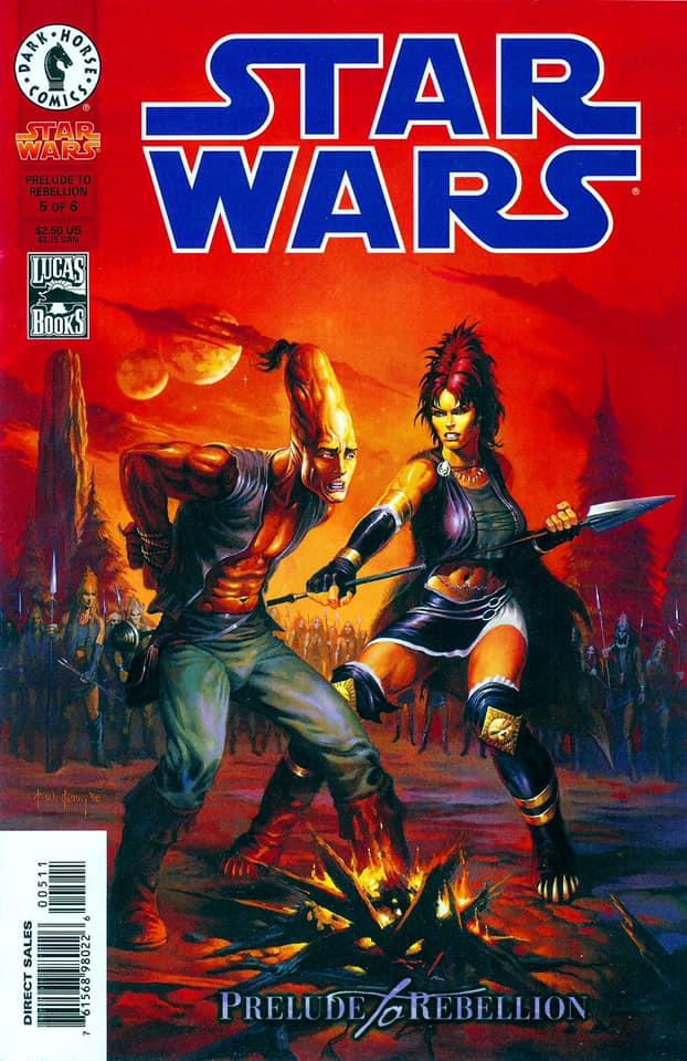 Star Wars 5 (Dark Horse 1999)