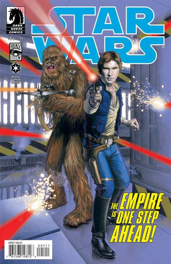 Star Wars 5 (Dark Horse 2013)