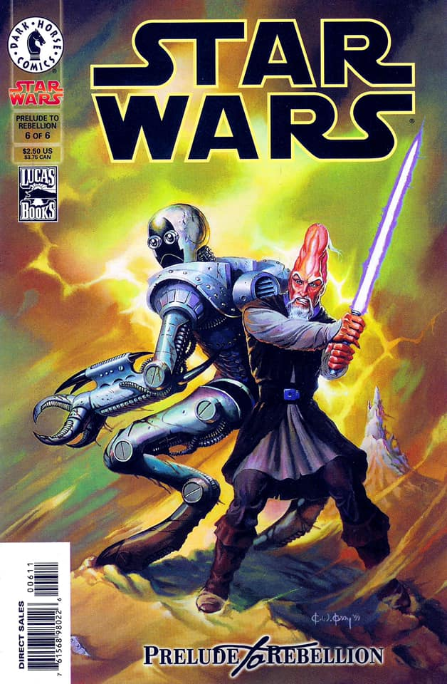 Star Wars 6 (Dark Horse 1999)