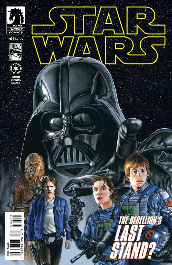 Star Wars 6 (Dark Horse 2013)