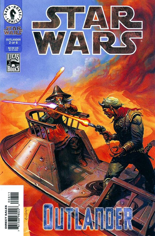 Star Wars 8 (Dark Horse 1999)