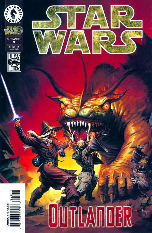 Star Wars 9 (Dark Horse 1999)