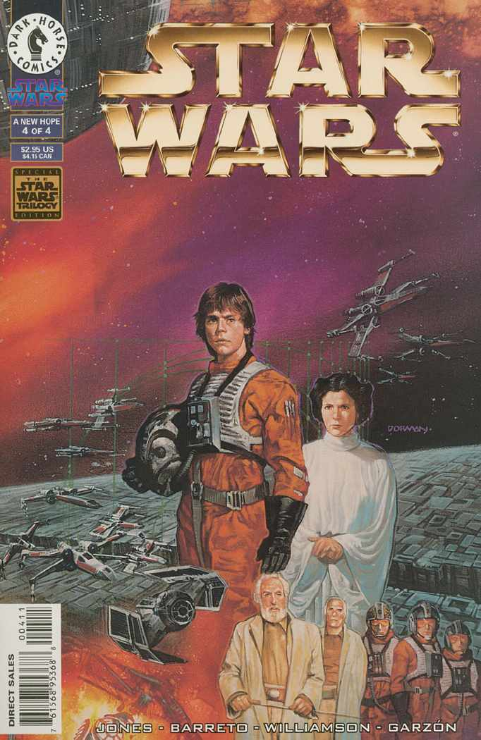 Star Wars: A New Hope 4