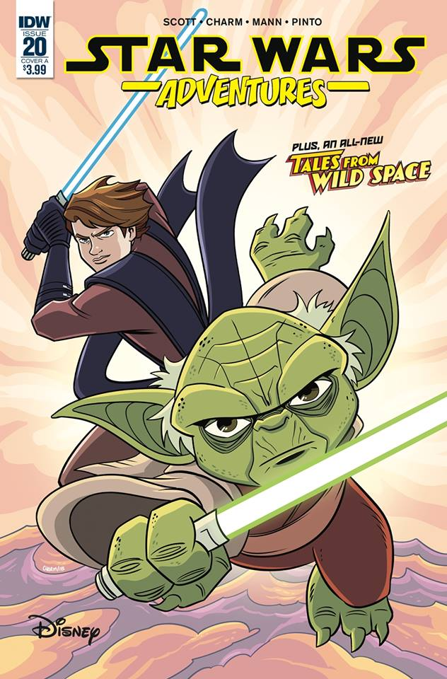 Star Wars Adventures: Hide and Seek