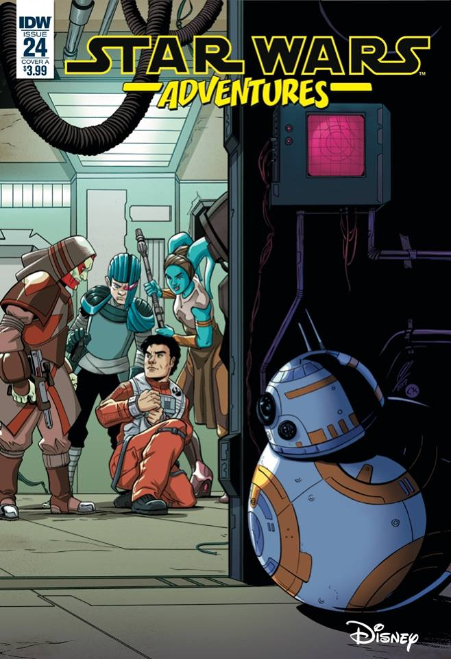 Star Wars Adventures: Kidnapped!