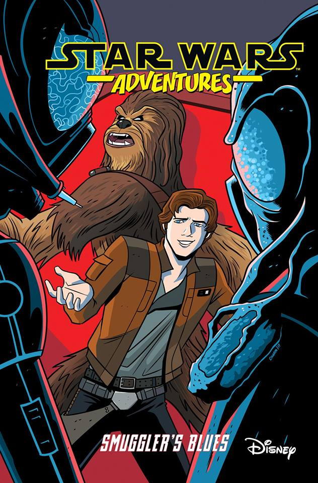 Star Wars Adventures Volume 4: Smuggler's Blues