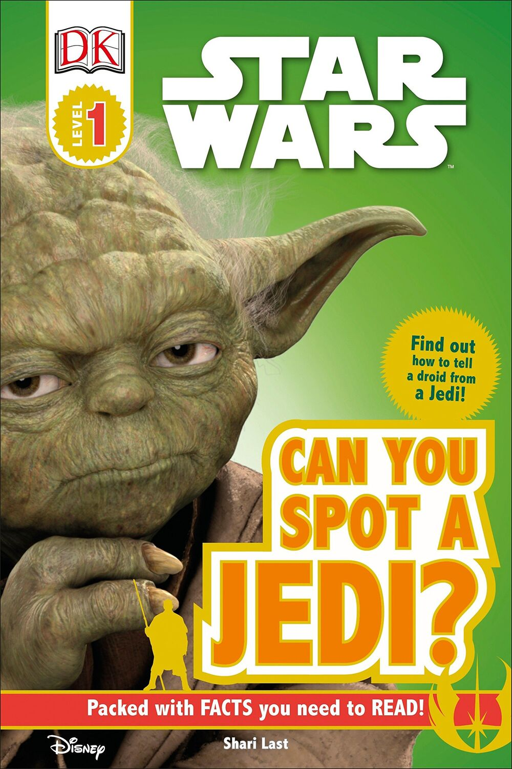 Star Wars: Can You Spot a Jedi?