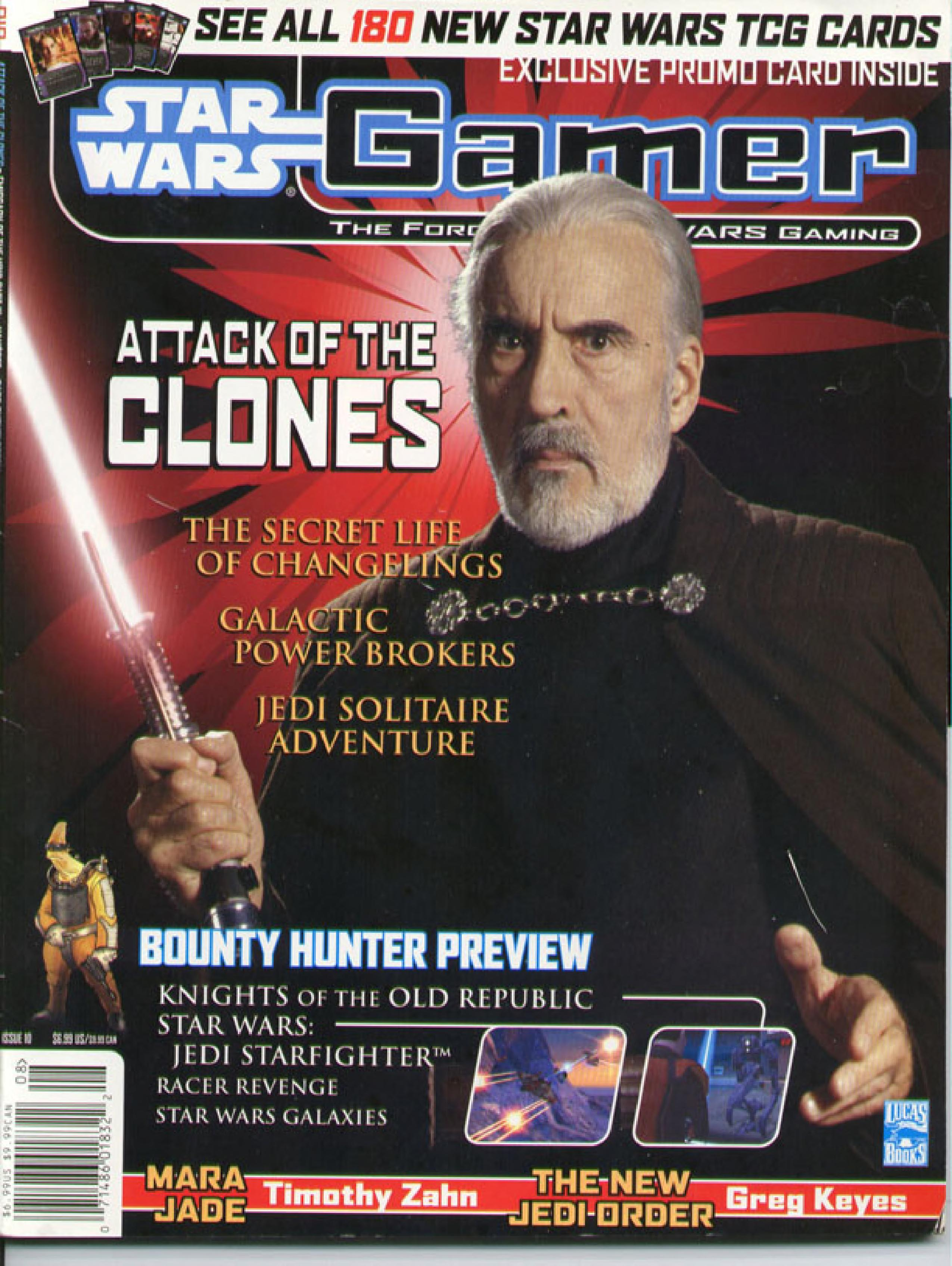 Star Wars Gamer 10