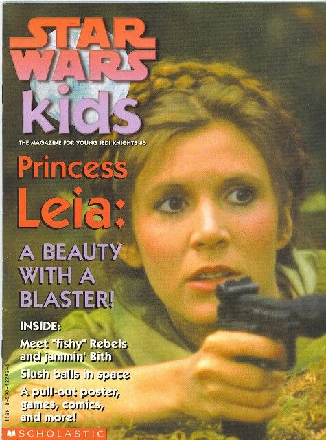 Star Wars Kids (Scholastic v1) 5