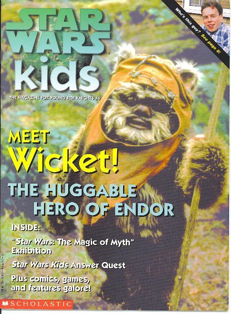 Star Wars Kids (Scholastic v1) 6