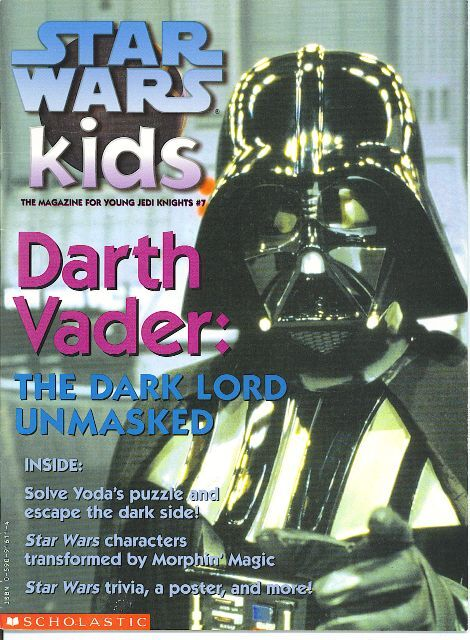 Star Wars Kids (Scholastic v1) 7