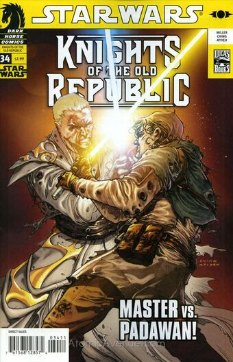 Star Wars: Knights of the Old Republic 34