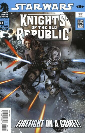 Star Wars Knights of the Old Republic: The Reaping