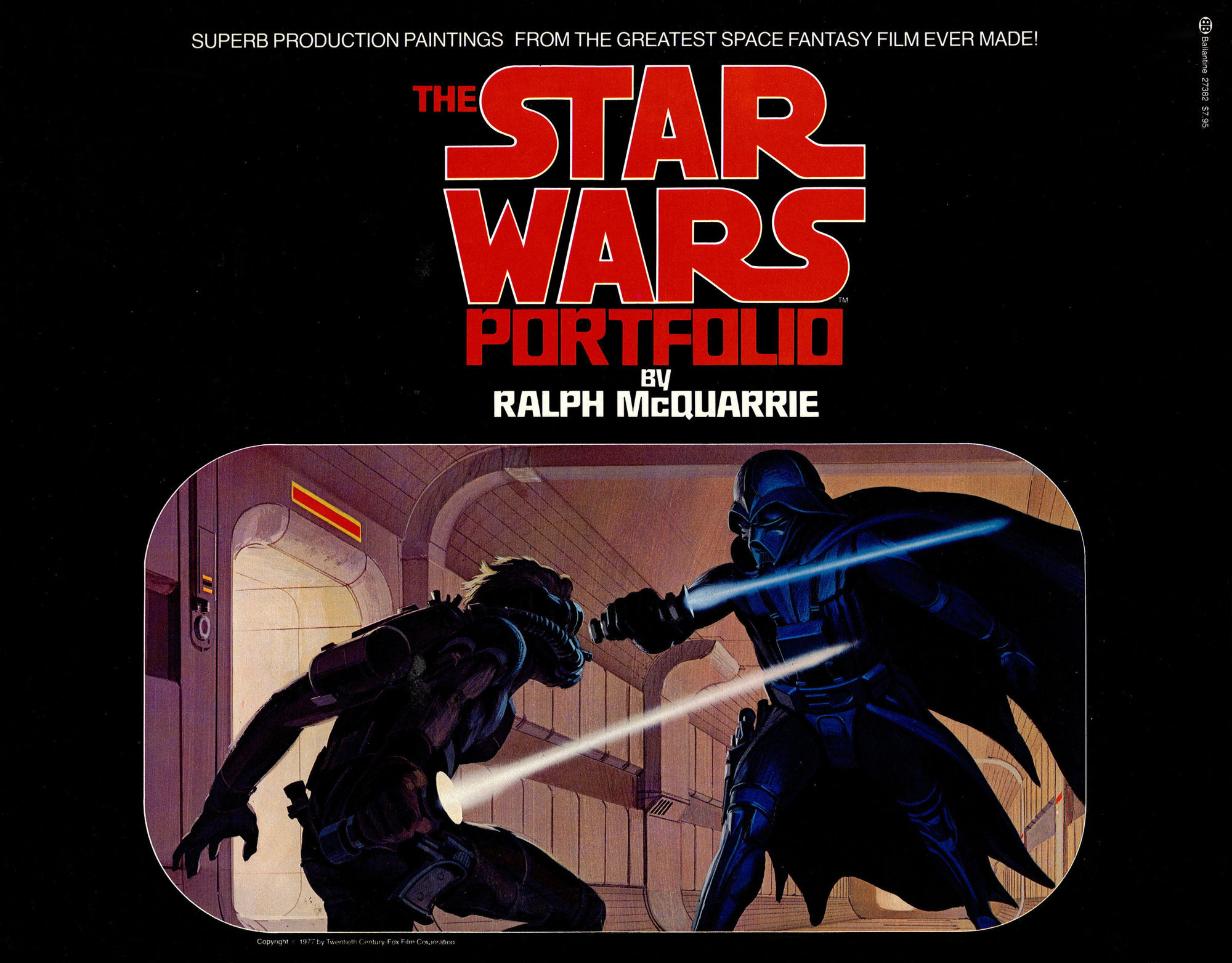 The Star Wars Portfolio
