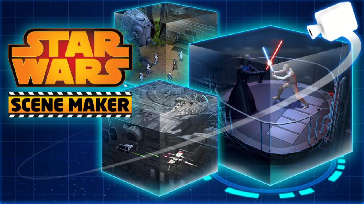Star Wars: Scene Maker