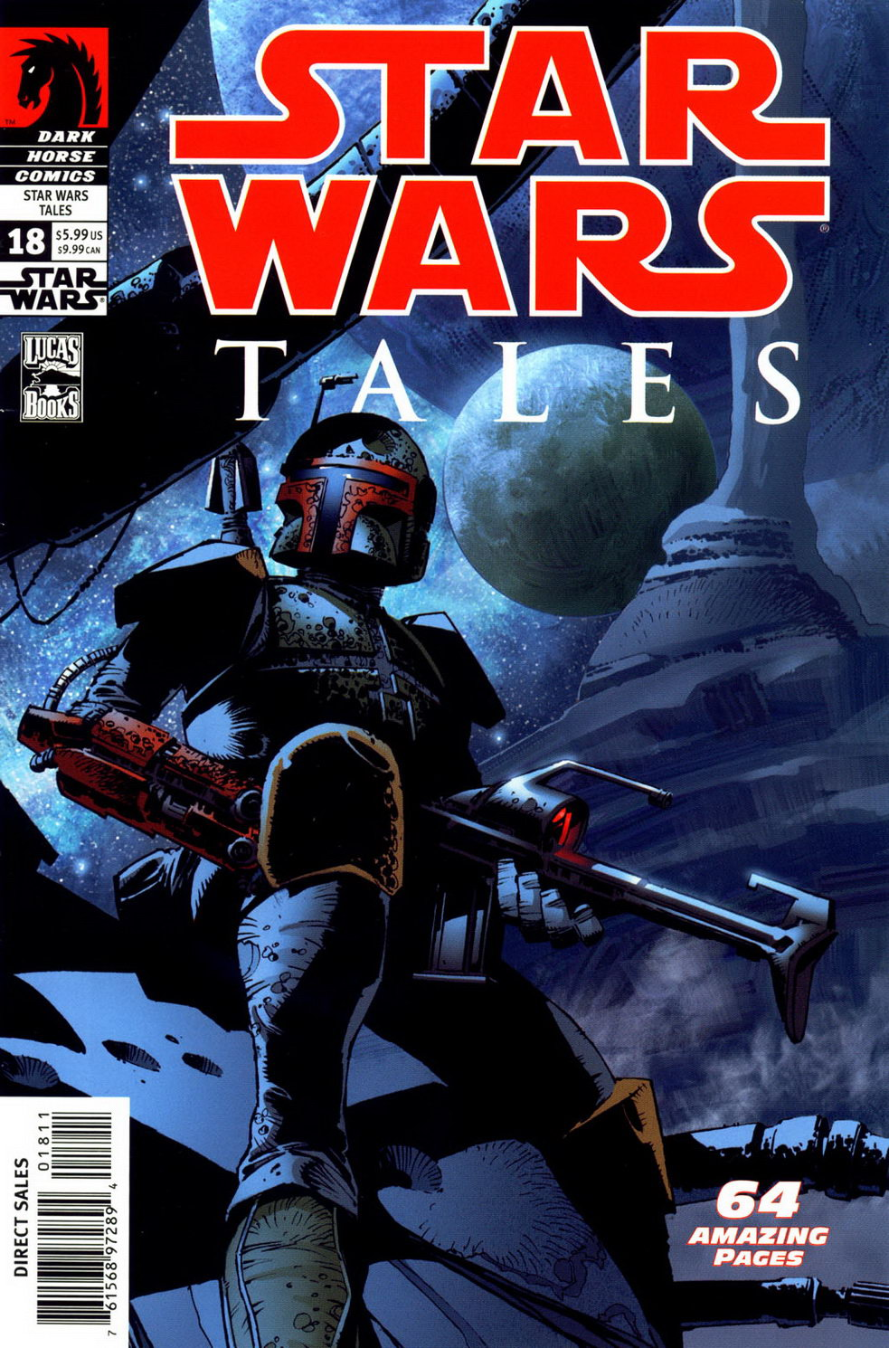 Star Wars Tales: The Way of the Warrior