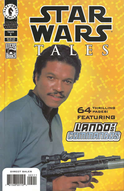 Star Wars Tales: Lando's Commandos - On Eagle's Wings
