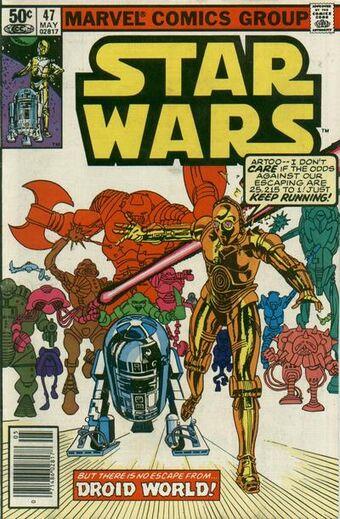 Star Wars 47 (Marvel 1977)