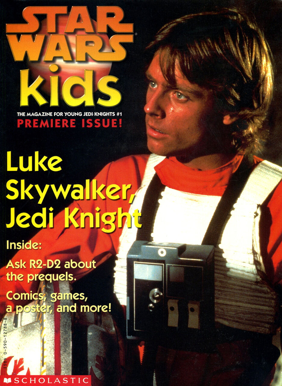 Star Wars Kids (Scholastic v1) 1