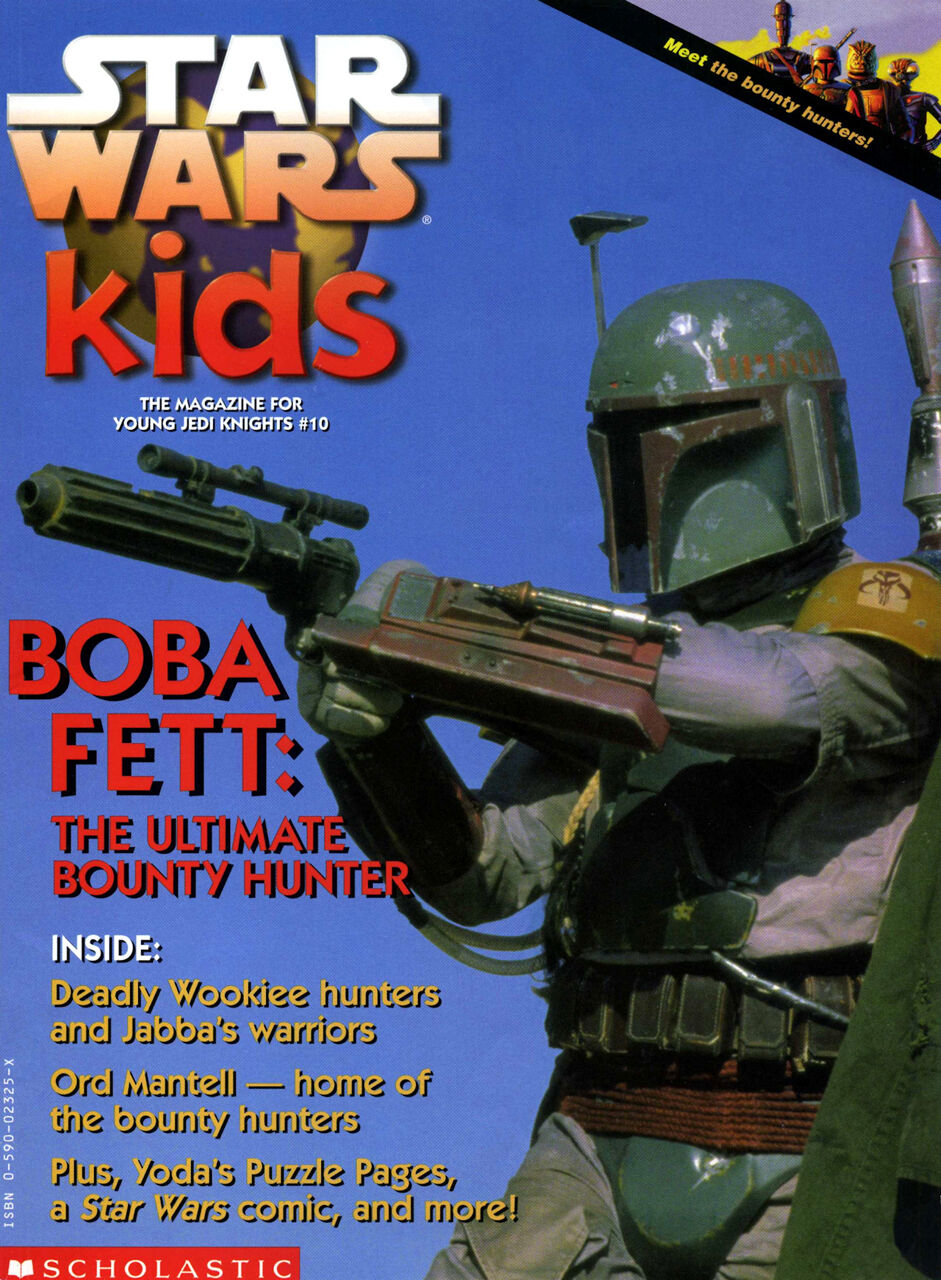 Star Wars Kids (Scholastic v1) 10