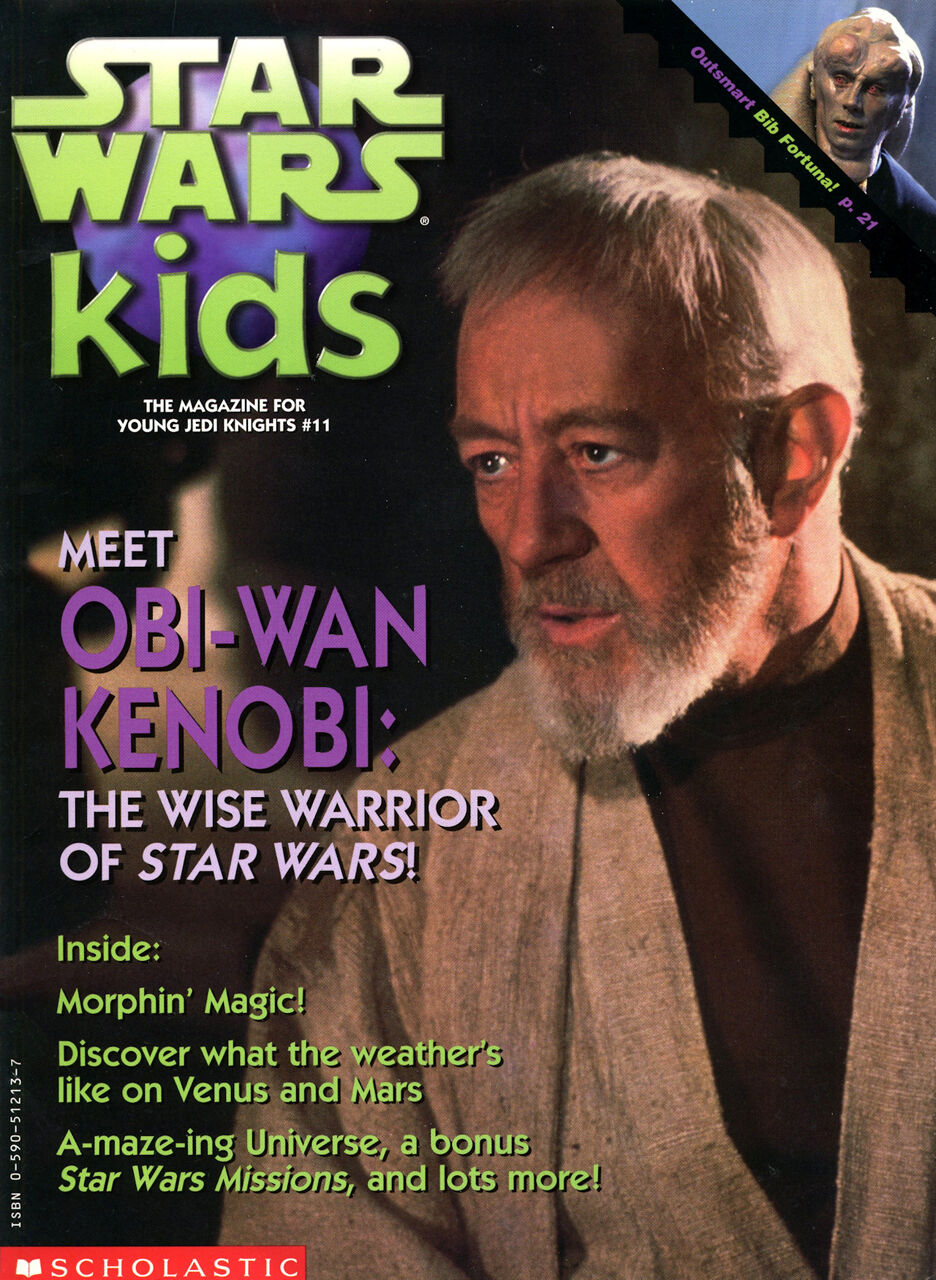 Star Wars Kids (Scholastic v1) 11