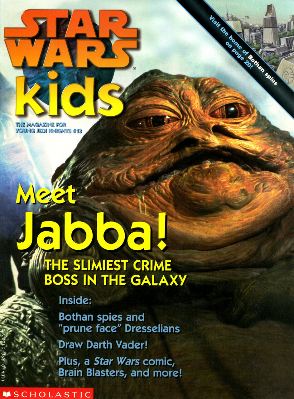 Star Wars Kids (Scholastic v1) 13
