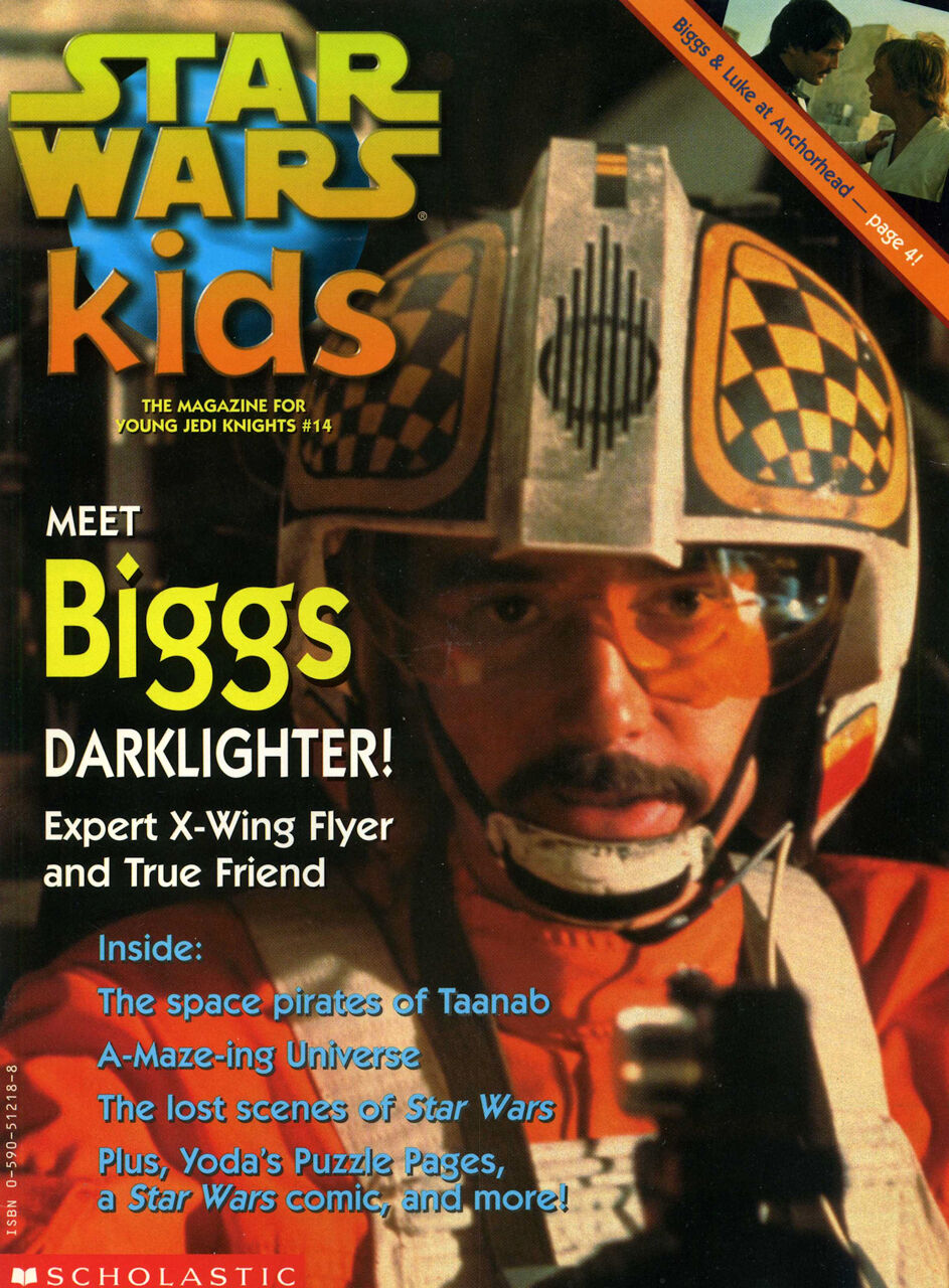 Star Wars Kids (Scholastic v1) 14