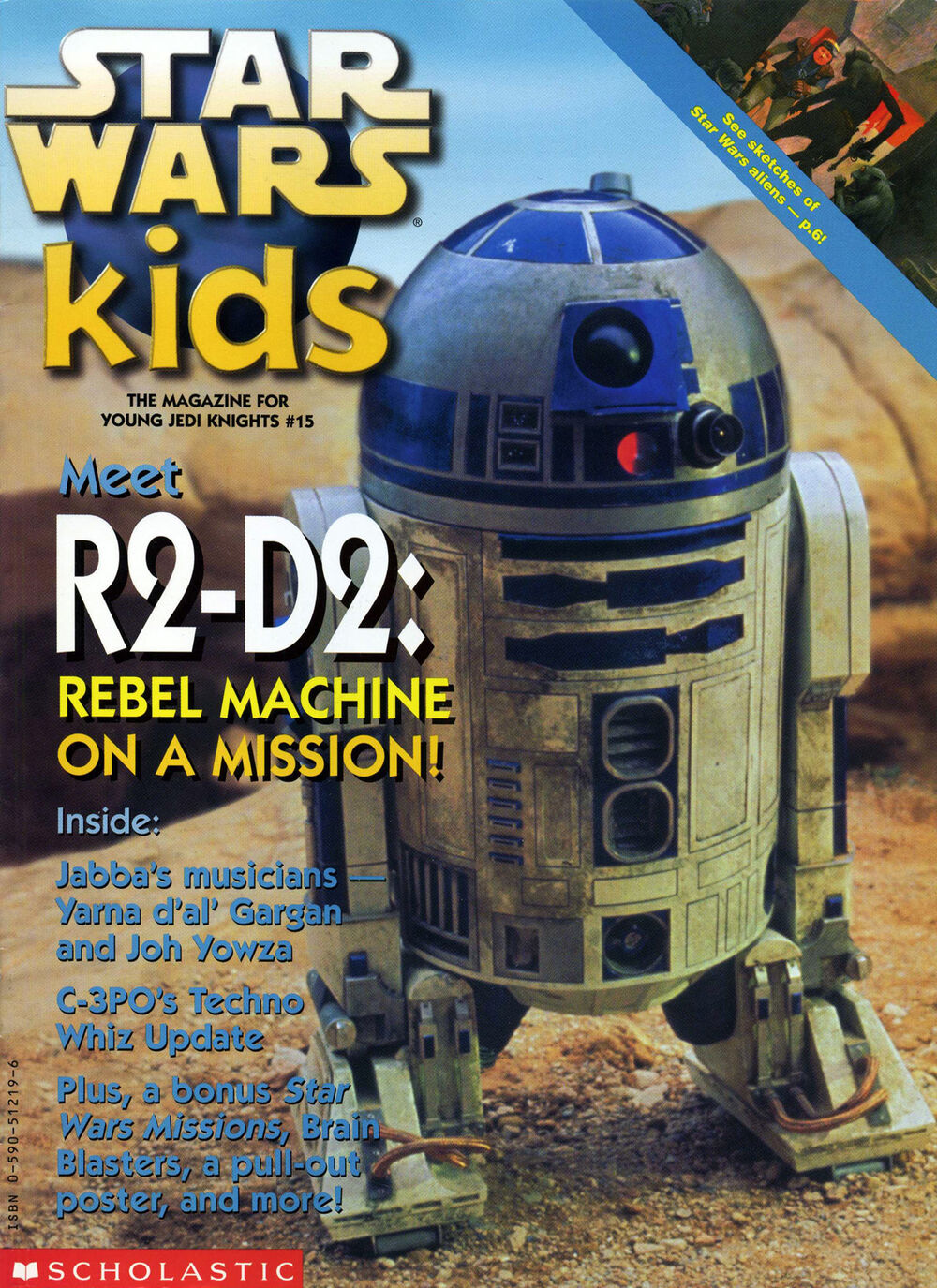 Star Wars Kids (Scholastic v1) 15