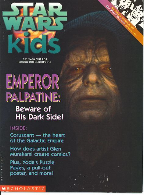 Star Wars Kids (Scholastic v1) 16