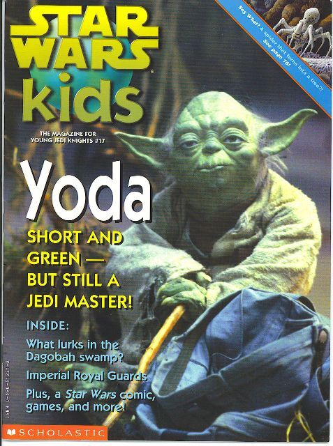 Star Wars Kids (Scholastic v1) 17